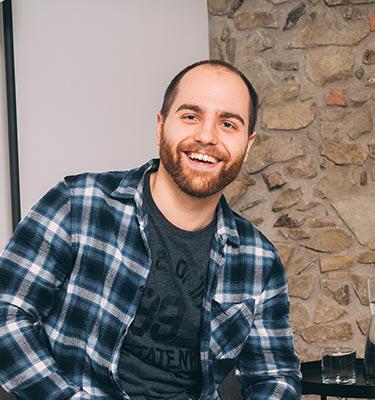 Niels Cimpa - Online Development Manager