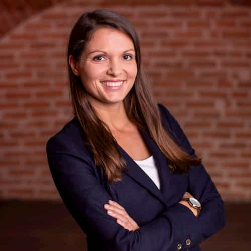 Christina Strasser, BA - Trainerin im Bereich: Trainerausbildung